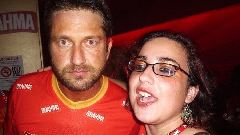 Carnaval Beer Glitter And Gerard Butler The Leipzig Glocal