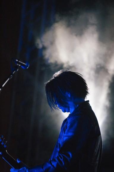 The Jesus and Mary Chain rock WGT 2018. © Erik Braga