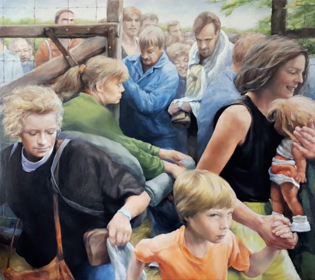 Ellen Steger Malerei